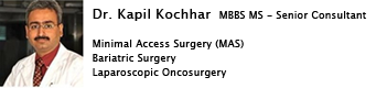 Dr. Kapil Kochhar  MBBS MS - Senior Consultant